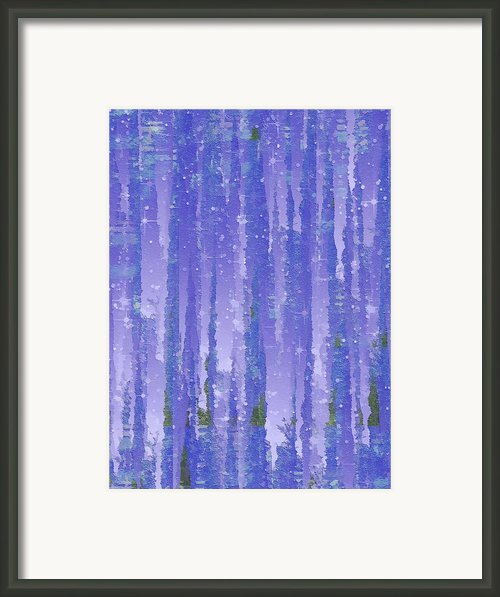 Twilight Framed Print By Wendy J St Christopher