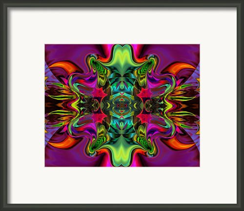 Uncertain Direction Framed Print By Claude Mccoy