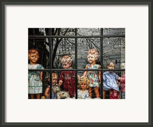Uncertainty Framed Print By Joanna Madloch