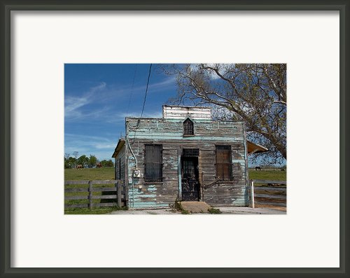 Undelivered Mail Framed Print By Skip Willits