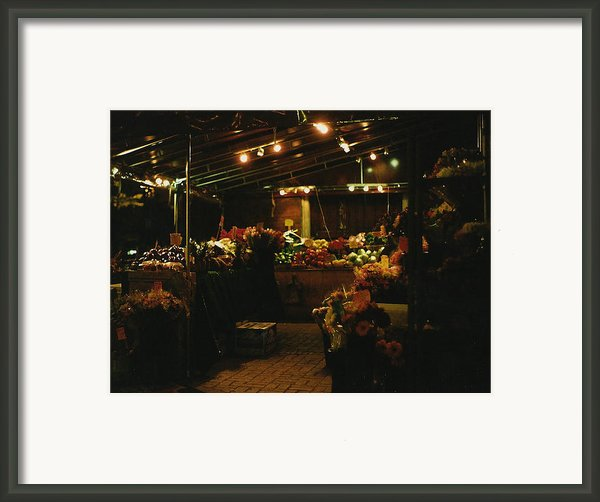 Under The Lights Framed Print By Brian Nogueira
