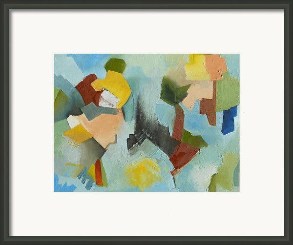Uniquity Framed Print By Danielle Nelisse