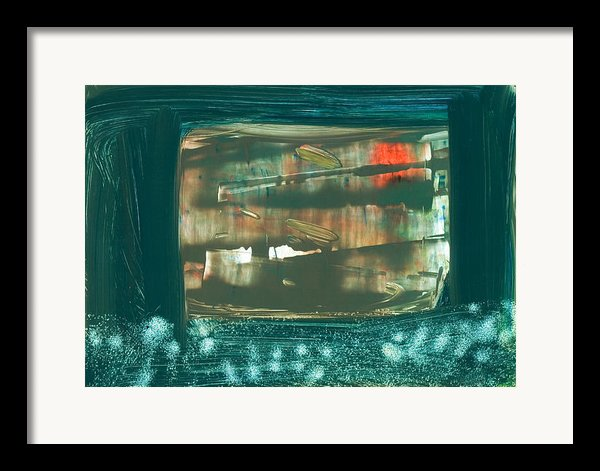 Untitled #23 Framed Print By Kongtrul Jigme Namgyel