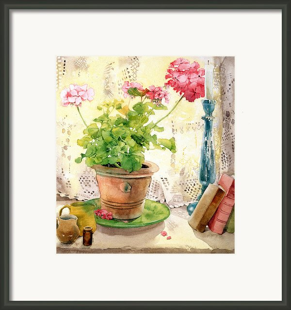 Untitled Framed Print By Julia Rowntree