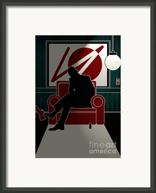 Untitled No.06 Framed Print By Caio Caldas