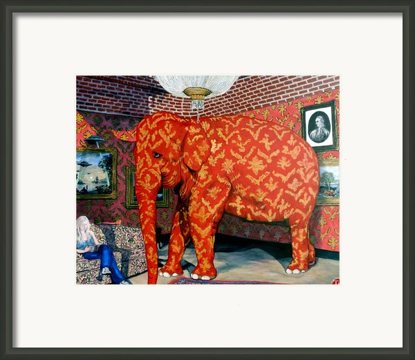 Untitled Framed Print By Tom Roderick