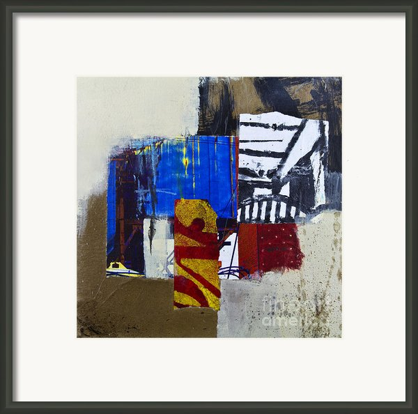 Urban Fall Framed Print By Elena Nosyreva