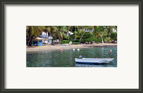 Vacation Framed Print By    Michael Glenn