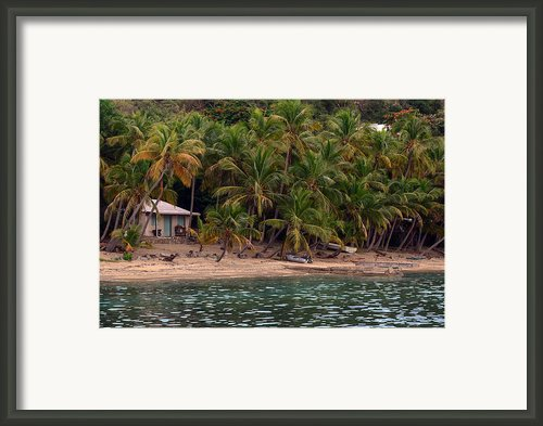 Vacation 2.0 Framed Print By    Michael Glenn