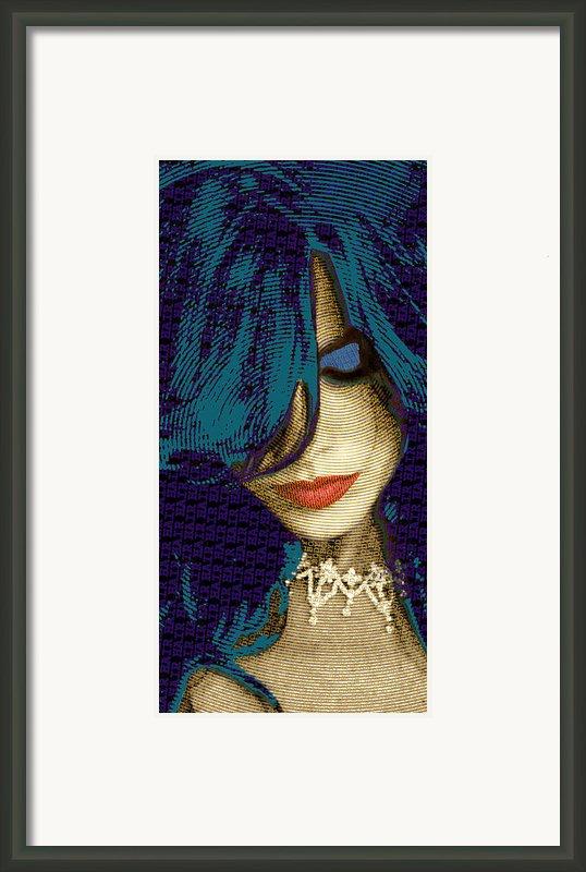 Vain 2 Framed Print By Tony Rubino