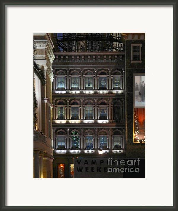 Vampire Ball Tonight Framed Print By Viktor Savchenko