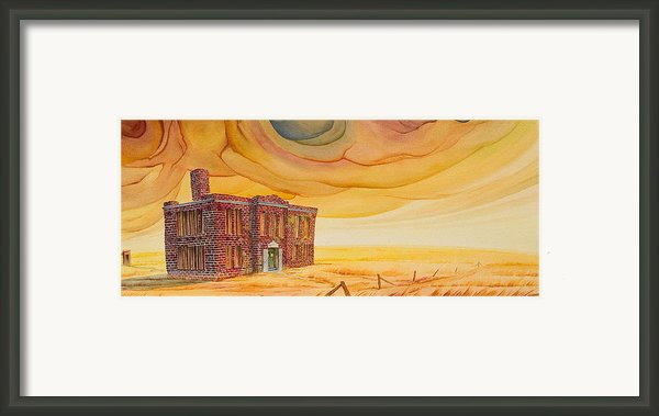 Venanda Framed Print By Scott Kirby