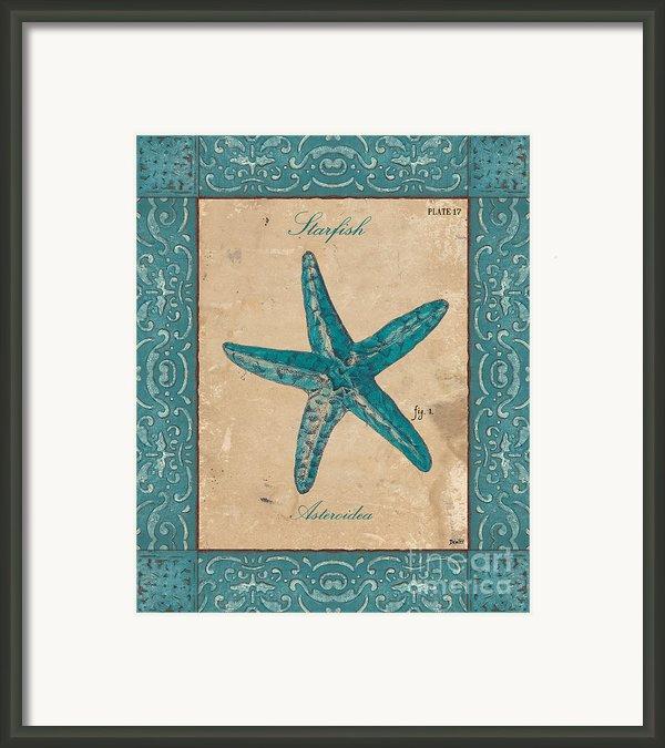Verde Mare 1 Framed Print By Debbie Dewitt