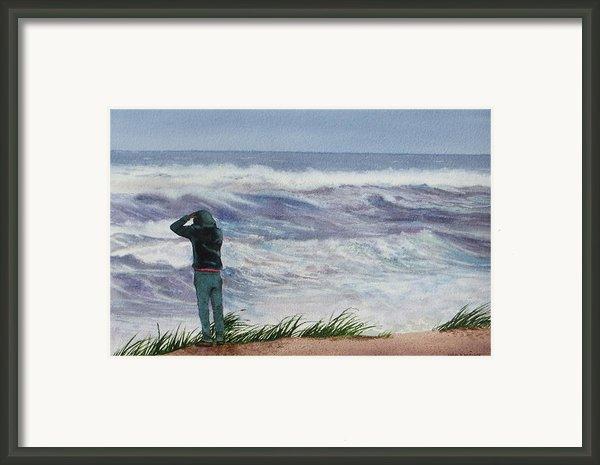 Viewing Nemo Framed Print By Karol Wyckoff