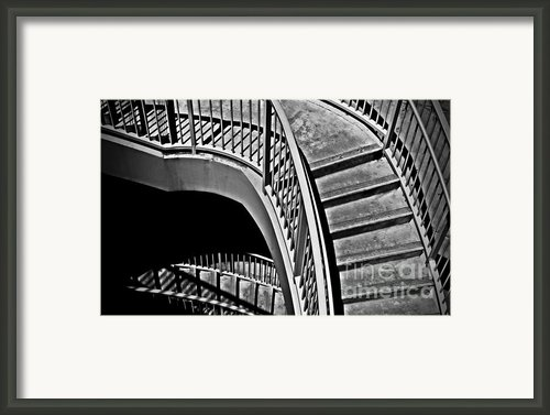 Visions Of Escher Framed Print By Steven Milner