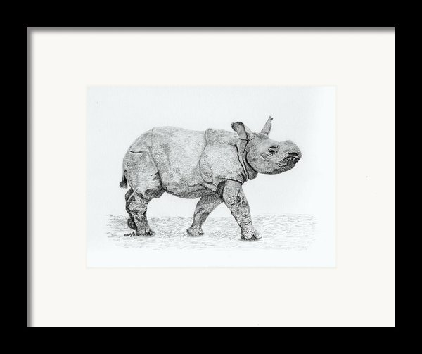 Wait Up Mom Framed Print By Wendy Brunell