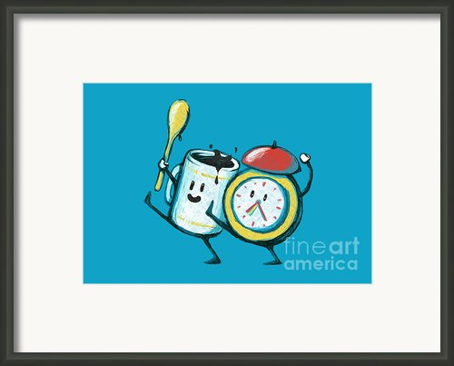 Wake Up Wake Up Framed Print By Budi Satria Kwan