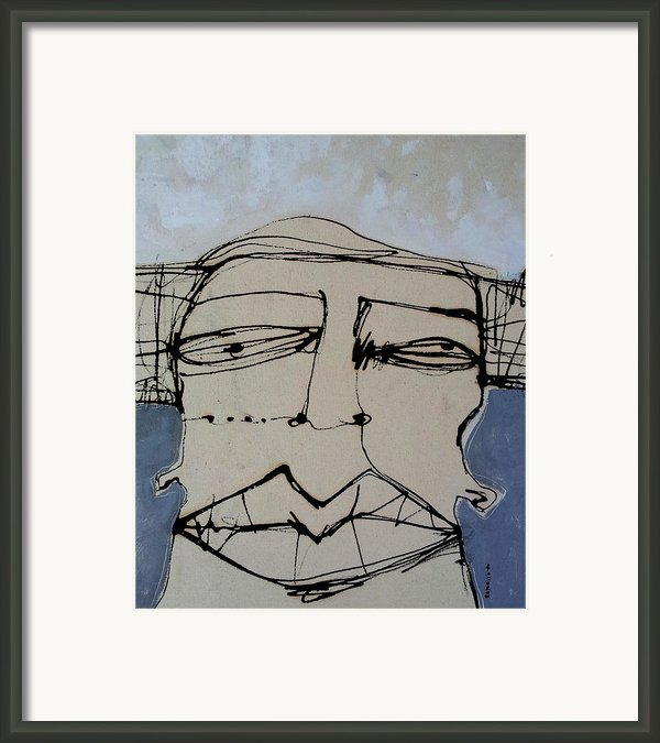 Wanderer No. 22 Framed Print By Mark M  Mellon