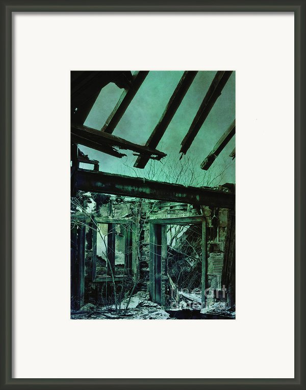 War Torn Framed Print By Margie Hurwich
