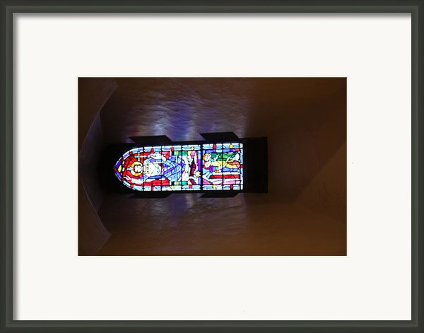 Washington National Cathedral - Washington Dc - 011369 Framed Print By Dc Photographer