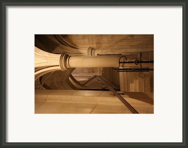 Washington National Cathedral - Washington Dc - 011375 Framed Print By Dc Photographer