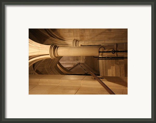Washington National Cathedral - Washington Dc - 011375 Framed Print By Dc Photographer