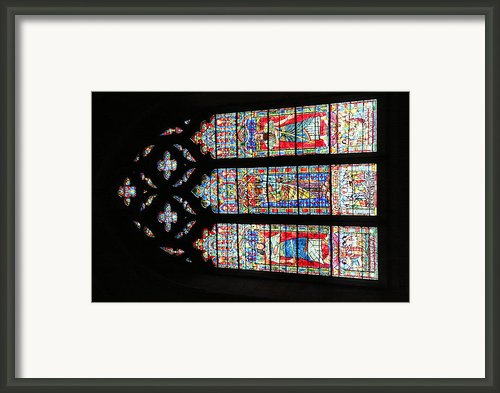 Washington National Cathedral - Washington Dc - 011397 Framed Print By Dc Photographer