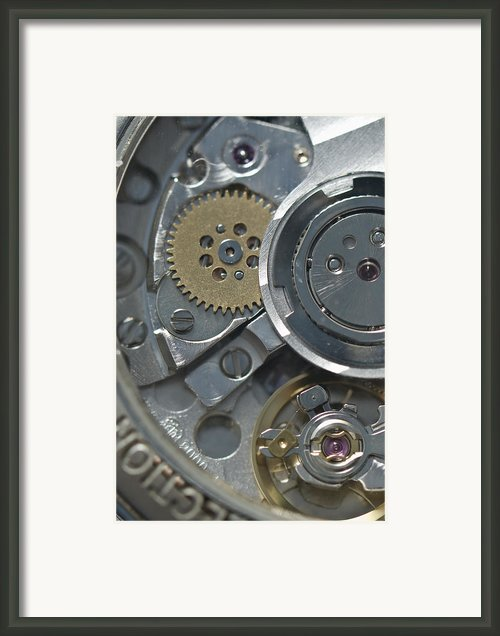 Watches Framed Print By Igor Sinitsyn
