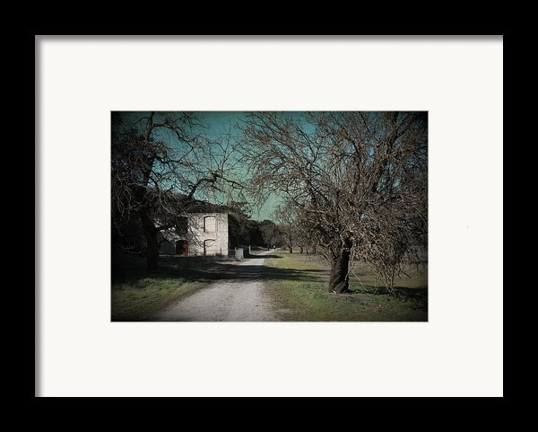 Way Back When Framed Print By Laurie Search