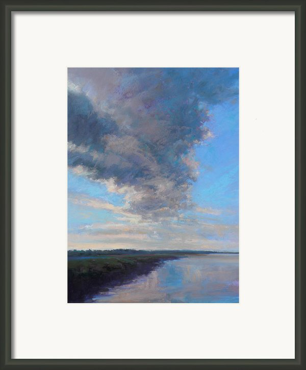 Wayward Framed Print By Ed Chesnovitch
