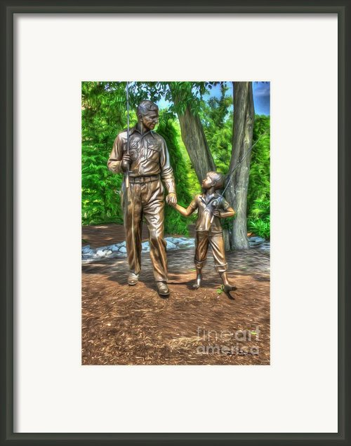 Welcome To Mayberry Framed Print By Dan Stone