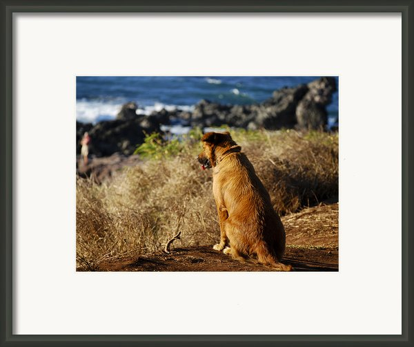 Wherever You Go Let Me Go Too Framed Print By Christi Kraft