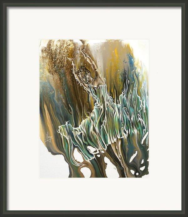 Whisper Framed Print By Karina Llergo Salto
