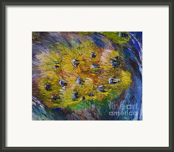 Windy Framed Print By Laurie D Lundquist