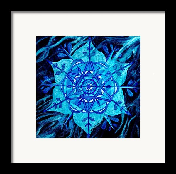 Winter Framed Print By Teal Eye  Print Store