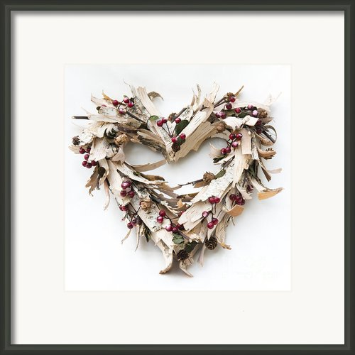 With Love Framed Print By Anne Gilbert