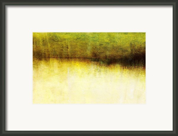 Wither Whispers Iii Framed Print By Brett Pfister