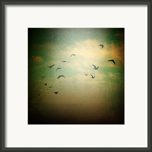 Without Framed Print By Taylan Soyturk