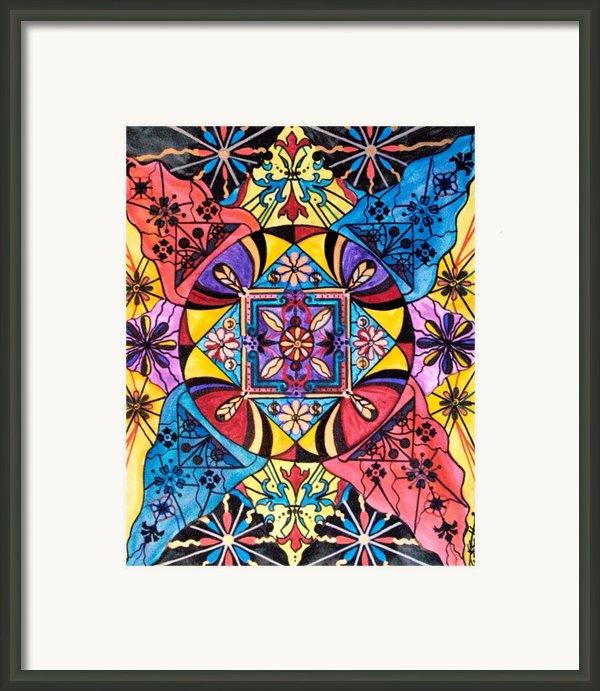 Worldly Abundance Framed Print By Teal Eye  Print Store