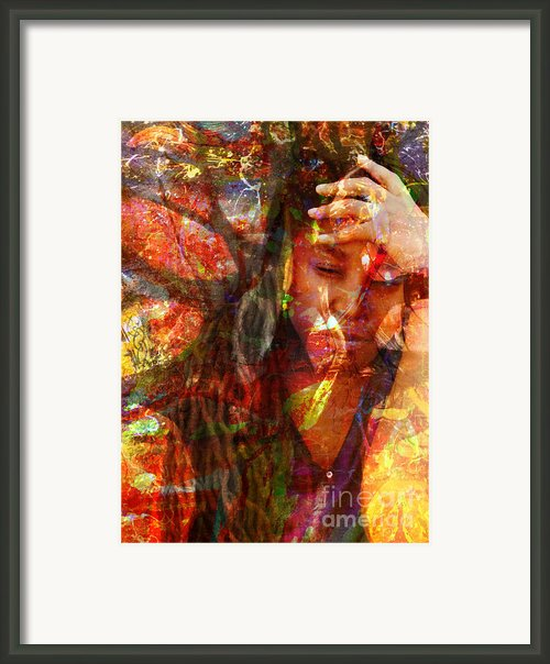 Yep  Framed Print By Fania Simon