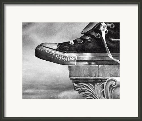 Yes Or No Framed Print By Brent Schreiber