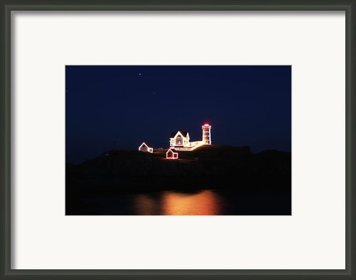 York Light Framed Print By Andrea Galiffi