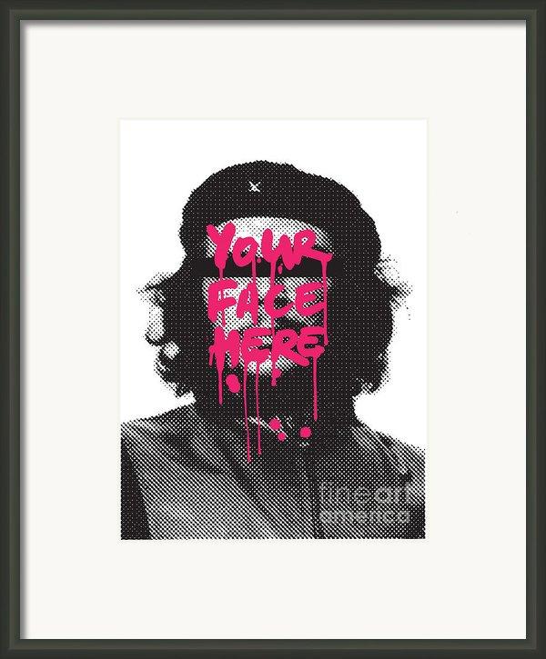 You Can Be Hero Too Framed Print By Budi Satria Kwan