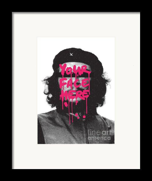 You Can Be Hero Too Framed Print By Budi Kwan