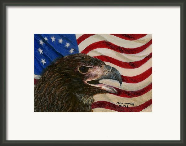 Young Americans Framed Print By Sherryl Lapping
