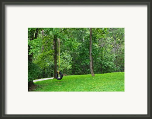 Youthful Framed Print By Rebecca  Barray