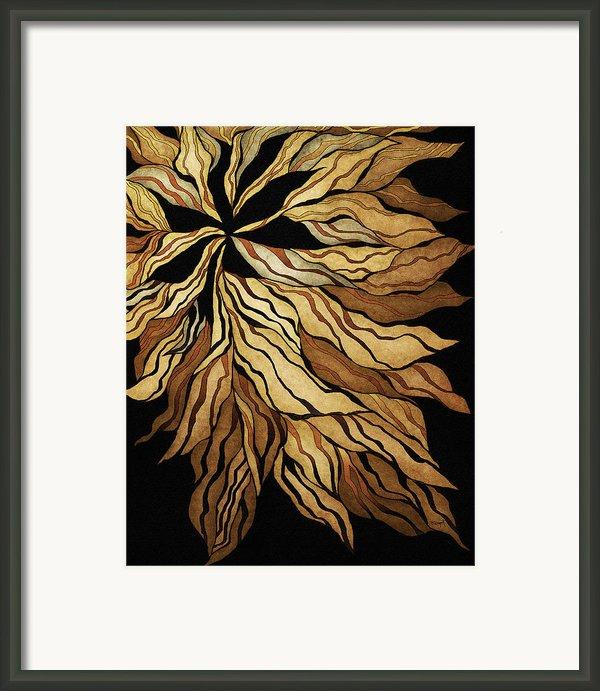 Zen Blossom Framed Print By Brenda Bryant