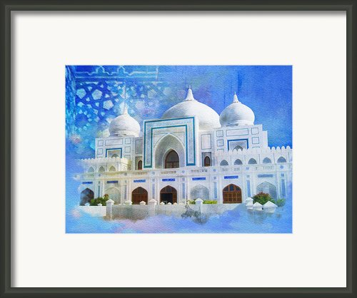 Zulfiqar Ali Bhutto Framed Print By Catf