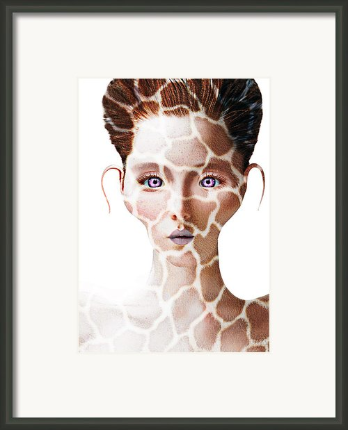 Emotion Framed Print By Yosi Cupano