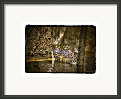No.1 Framed Print By Jerry Golab